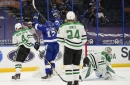 Dallas Falls 6-2 to Tampa Bay, On Brink of Elimination