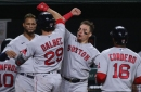 Red Sox 6, Orioles 2: First to 20
