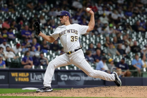 Brewers reinstate Brent Suter, expect Corbin Burnes back Thursday