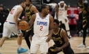Balanced Clippers never trail in rout of Raptors