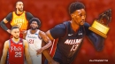 Heat star Bam Adebayo shares 5-word statement on his Defensive Player of the Year case