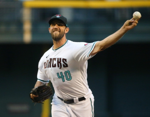 Bumgarner posts another strong outing in Diamondbacks win over Marlins