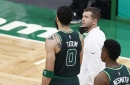 Celtics look to close out strong heading into the postseason