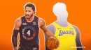 Derrick Rose receives love from Lakers star