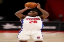 Why rookie big man Isaiah Stewart is going to keep jacking 3-pointers for Detroit Pistons