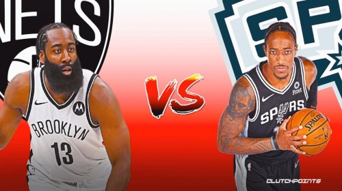 NBA odds: Spurs vs. Nets prediction, odds, pick, and more