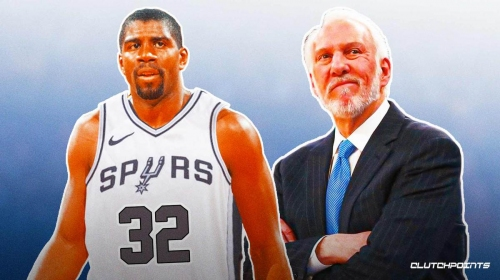 Magic Johnson 2.0 is with the Spurs (sort of)