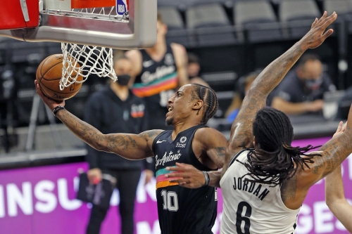 Game Thread: San Antonio Spurs at Brooklyn Nets