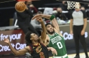 The Celtics lose yet another basketball game; fall to the Cavs 102-94