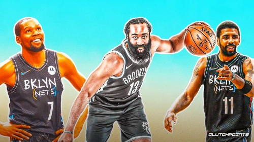 James Harden's perfect 16-word reaction to Sixth Man role for Nets vs. Spurs