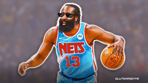 James Harden's humble brag will definitely hype up Nets fans