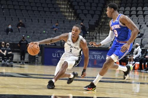 Game Preview: San Antonio Spurs at New York Knicks