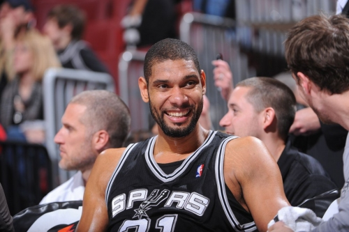 Open Thread: Tim Duncan's greatest moments