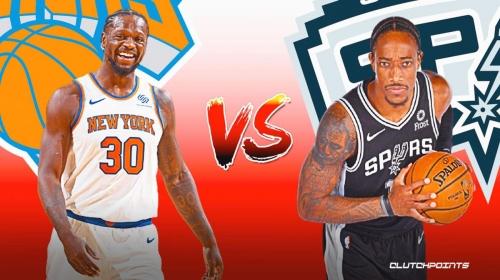 NBA odds: Spurs vs. Knicks prediction, odds, pick, and more