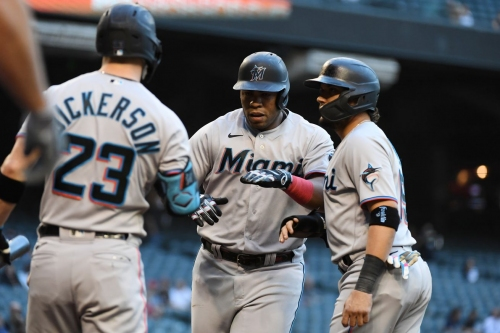 The Marlins are saving their best for the last minute