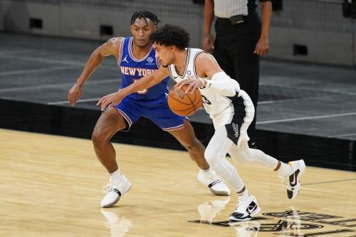Game Thread: Knicks vs. Spurs- 05/13/21