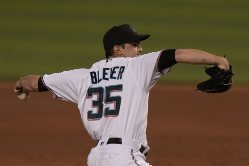 All the times Richard Bleier almost issued a walk