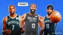Nets guard James Harden's tease of Big 3 reunion has NBA teams running scared