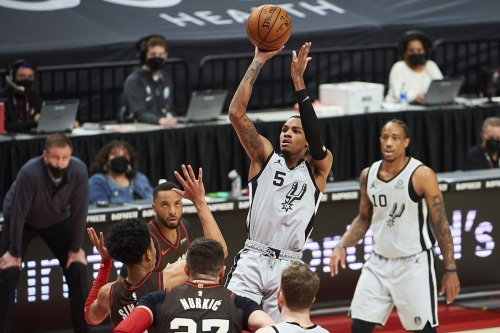 Dejounte Murray's story will make Spurs fans admire him even more