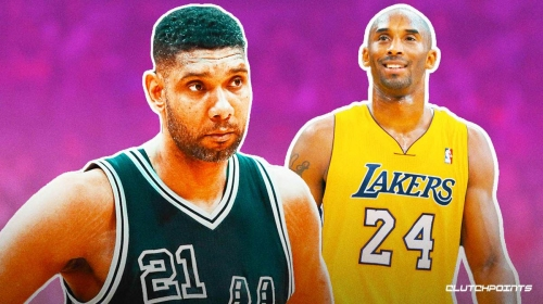 Tim Duncan sums up Lakers icon Kobe Bryant's greatness in 20 words