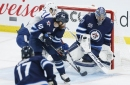 Playoffs next stop for the Maple Leafs after road loss to the Jets