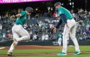 Jarred Kelenic homers for first hit in majors as Mariners cruise past Indians