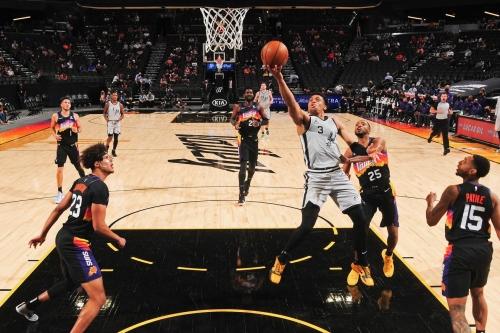 Game Preview: San Antonio Spurs vs. Phoenix Suns