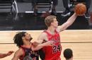 Live Game Thread: Brooklyn Nets vs. Chicago Bulls, 1:00 PM EST