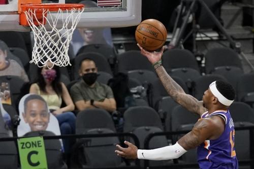 Recap: Suns demolish Pop-less, resting Spurs for 50th win