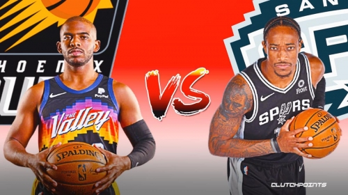 NBA odds: Suns vs. Spurs prediction, odds, pick, and more
