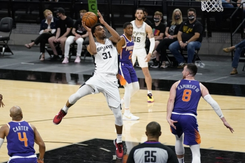 The bright spots of the Spurs' loss to the Suns