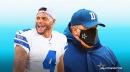 Cowboys star Dak Prescott's status for training camp, per Mike McCarthy