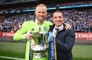 Kasper Schmeichel names Manchester United players that 'moulded' his career