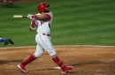 Angels experimenting with different looks in leadoff spot