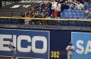 Final Score: Rays 7, Mets 1—Dropping like flies