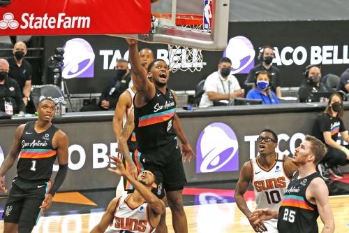 San Antonio vs. Phoenix, Final Score: Spurs drop thrilling season finale with the Suns, 121-123