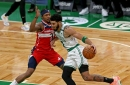 Celtics to host Wizards in play-in tournament with #7 seed on the line