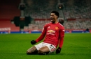 The advice from Marcus Rashford's nanna that changed the way he played football