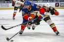 Perron not at practice; remains on COVID list