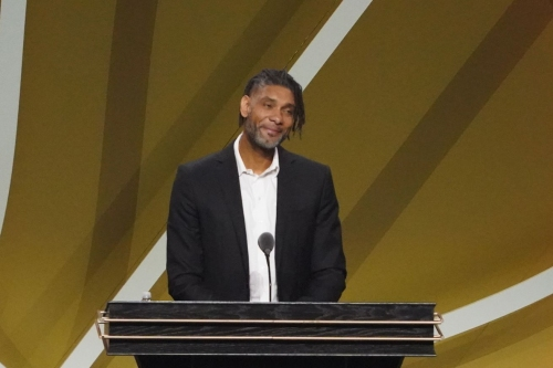 The more we hear from Tim Duncan, the more human he becomes