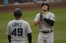 MIA 3, LA 2: Duvall Dinger the Difference as López Secures 1st Win