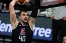Clippers play it safe with heavy rest in regular-season finale