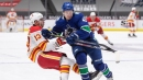 NHL Live Tracker: Flames vs. Canucks on Sportsnet ONE