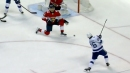 Kucherov fires home his first goal of the playoffs in Game 1