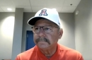 Mike Candrea, Arizona players react to Selection Sunday and preview NCAA Tournament