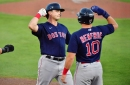 Red Sox 8, Blue Jays 7: Two-out magic from J.D. Martinez and the Red Sox offense