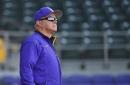 Baseball Overcomes Slow Start, Beats A&M 12-6 in 13 Innings