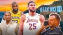 Will LeBron James force a Ben Simmons trade to Lakers?