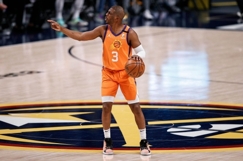 It's official: The 'Point God' is back for the Suns in Game 3