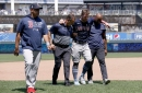 Red Sox place Christian Arroyo on the injured list, call up Michael Chavis